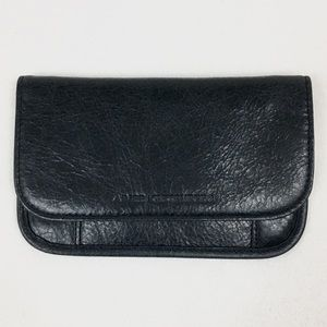 [Aimee Kestenberg]✨NWT✨Black Flap Pouch Wallet